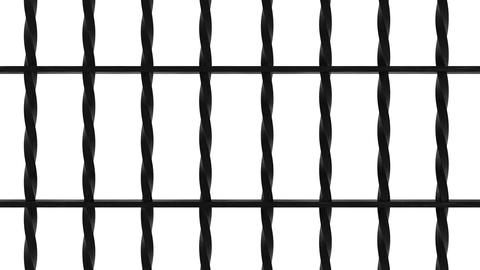iron bars 9 Animation