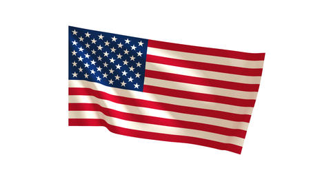 American Flag_014 Animation
