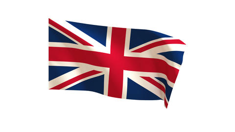 British Flag_013 Animation