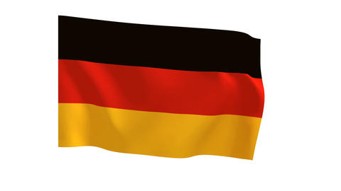 German flag_017 Animation
