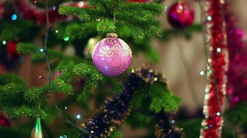 Christmas Footage