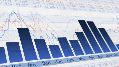 Stock Market_044 Stock Video Footage