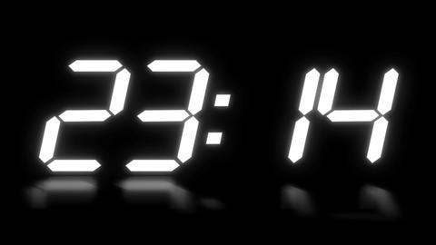 clock 4 Stock Video Footage