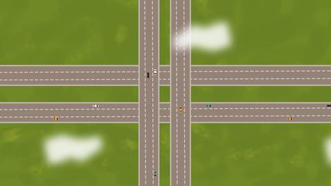 75 traffic tan Animation
