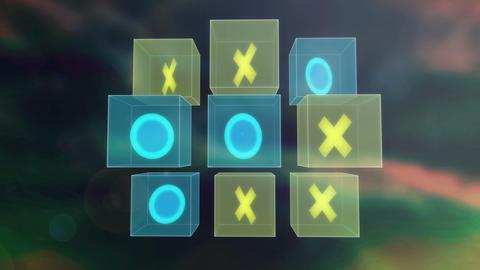 crosses Animation