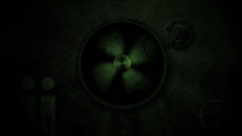 underground fan Animation