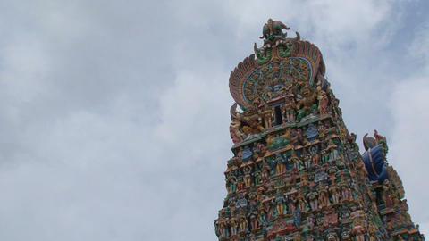 Top Meenakshi Temple Stock Video Footage
