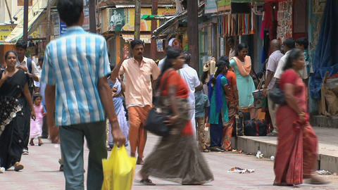 India people Footage