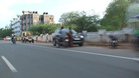 tuktuk cab stand Footage