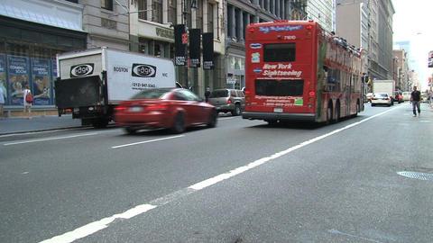 Tourism bus Footage