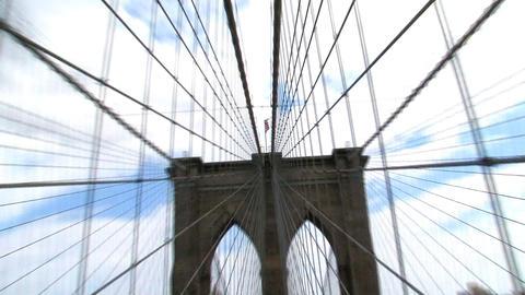 Brooklyn bridge Footage