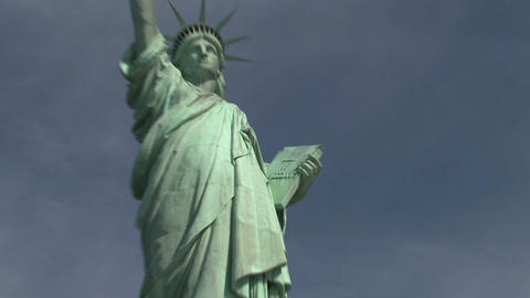 Statue of Liberty Footage