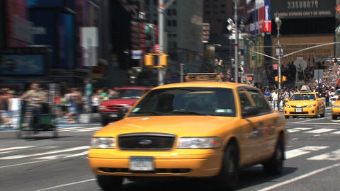 Times Square Stock Video Footage