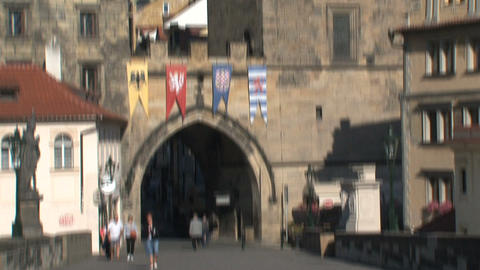 Bridge tower Footage