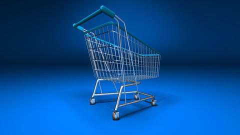 shopping cart 2b Animation