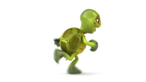 turtle run 2 Animation