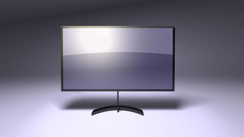 tv plasma Stock Video Footage