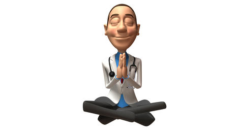 zen doctor Animation