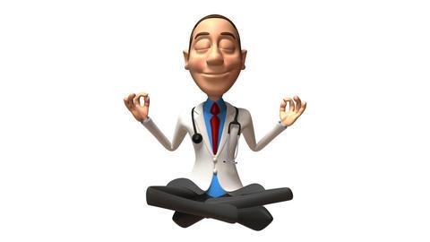 zen doctor Stock Video Footage