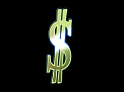 Dollar sign Stock Video Footage