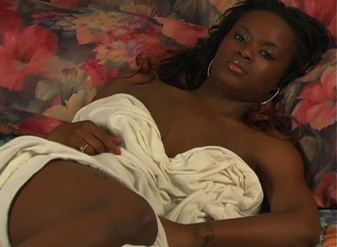 Sexy Female Insomniac Stock Video Footage