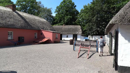 Bunratty Folkpark 4 0 Footage