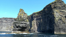 Cliffs of Moher 1 Stock Video Footage