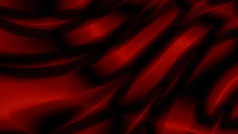 red wave Animation