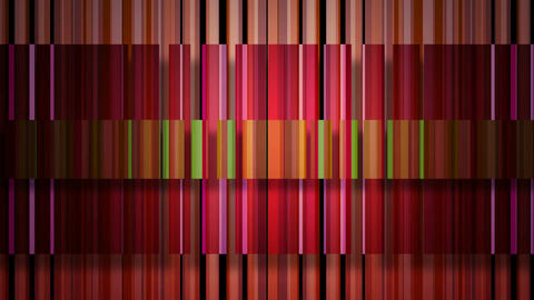 red barcode Animation