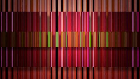 red barcode Stock Video Footage