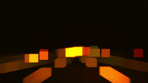 highway abstract light 01 Stock Video Footage