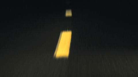 road night 01 Footage