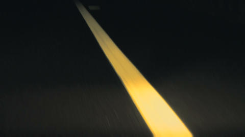 road night 03 Stock Video Footage