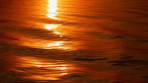 Water Reflection Stock Video Footage
