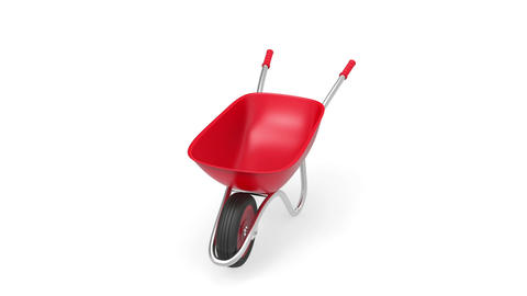 Wheelbarrow Animation