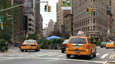 New York sightseeing Stock Video Footage
