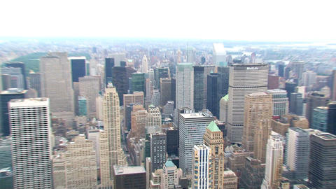 Empire State Building Stock Video Footage