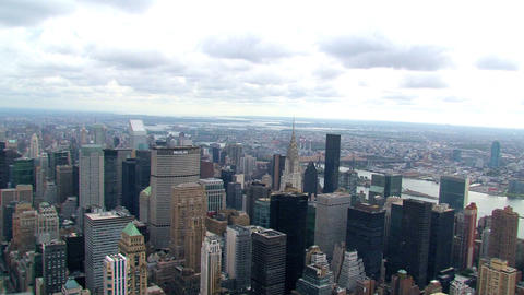 Empire State stock footage