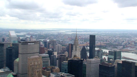 chrysler building Footage