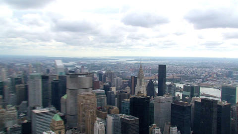 chrysler building Stock Video Footage