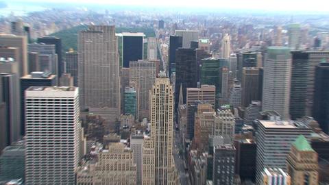 street zoom in Footage