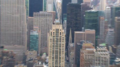street zoom in Stock Video Footage