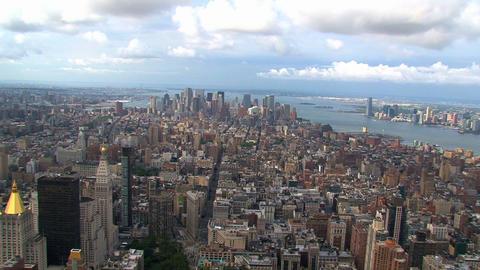 NYC 258Manhattan Stock Video Footage