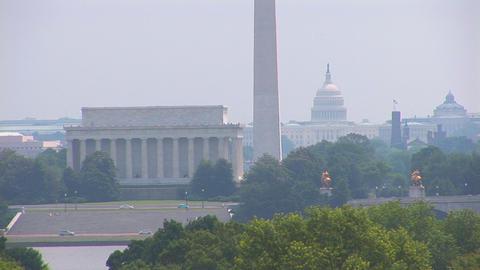 Washington, DC Stock Video Footage