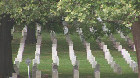 Arlington National Cemetery Footage