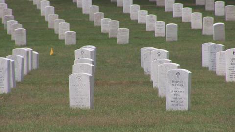 Arlington National Cemetery Stock Video Footage