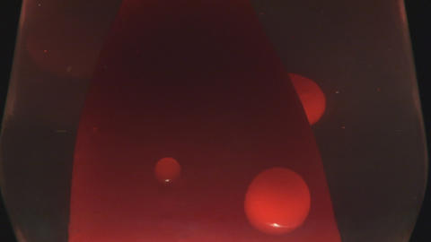 Lava lamp Stock Video Footage