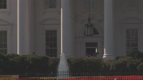 The White House in Washington, DC Footage