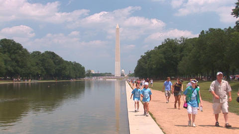 Washington Monument Footage