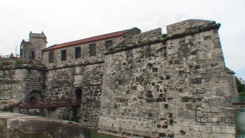 Havana Castillo de la Real Fuerza Footage